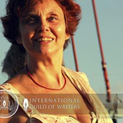 Выпуск №4 Ирина Егорова – член МГП, актриса и поэт – рассказывает о себе, читает собственные стихи.