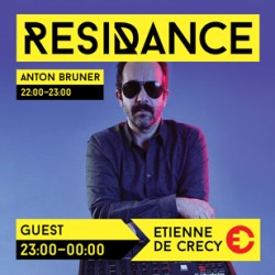 Europa Plus / ResiDANCE #27 first hour with Anton Bruner 04.04.2015
