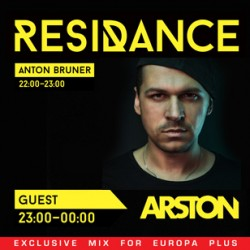 Europa Plus / ResiDANCE #26 first hour with Anton Bruner 28.03.2015