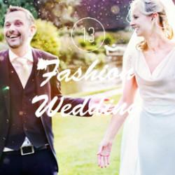 Наша свадьба проходила в Англии в конце сентября