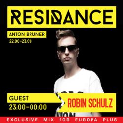 ResiDANCE #29 Robin Shulz Guest Mix