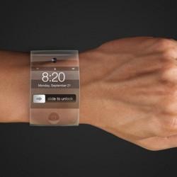 Часы изизогнутого стекла отApple— это реальность