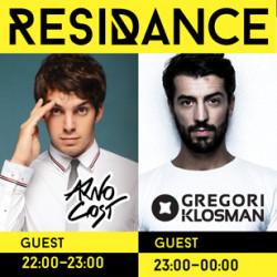 ResiDANCE #33 Gregori Klosman Guest Mix