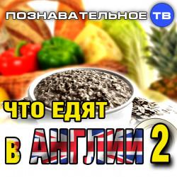 Что едят а Англии 2 (Познавательное ТВ, Екатерина Рязанова)