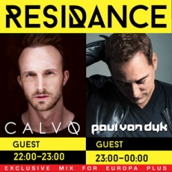 ResiDANCE #41 Paul Van Dyk Guest Mix