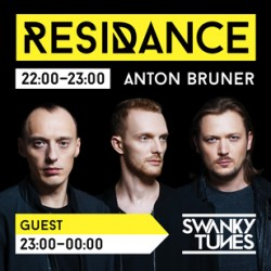ResiDANCE #43 Swanky Tunes Guest Mix
