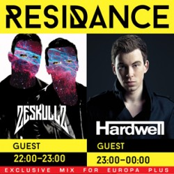 ResiDANCE # 44 ZESKULLZ Guest Mix