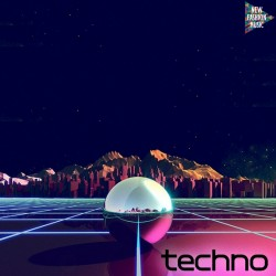 RetroFuturism Vol.2 (Techno room)