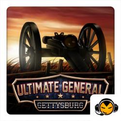 42. Максим Засов из GameLabs про Ultimate General Gettysburg