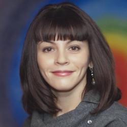 Женщина-тренер Оксана Трошина
