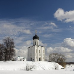 Россия: пространство как пророчество