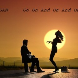 GAN - Go On And On And On [Single edit]