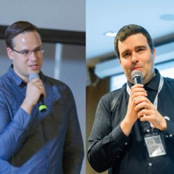 Алексей Айларов основатель компании VoxImplant и Григорий Петров технический евангелист
