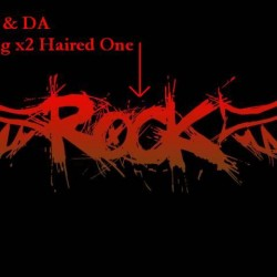 GAN & DA - 9 Long x2 Haired One Rock (Nine Long Double Haired One Rock) [Edit]