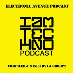 Сj Droopy - Electronic Avenue Podcast (Episode 185)