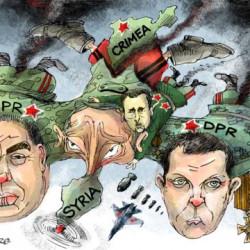 Продолжение политики: синдром агрессивности - 12 ноября, 2015