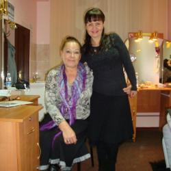 Интервью с Ларисой Рязановой