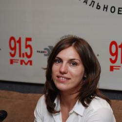 Ирина Васютенко, интервью на Эхо, 2014