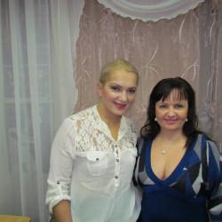 Интервью с Мариной Порошиной