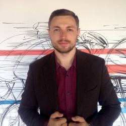 Руслан Шрамченко основатель компании Good Trade