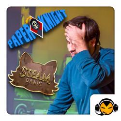 56. Кирилл Золовкин про Paper Knight, GameMaker и DevGamm
