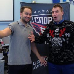 Лаборатория Спора: Спортивные итоги года (24.12.2015)