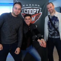 Лаборатория Спорта: Алексей Вербов (14.01.2016)
