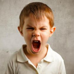 Что делать когда ребенок проявляет агрессию