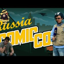Special: Comic Con Russia 2015