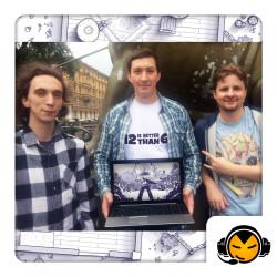 60. Михаил Барков и Антон Грищенко про 12 is better than 6