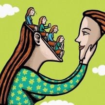Как принять себя в сложной ситуации? ( письмо первое)