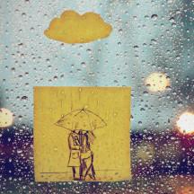 Дождливое состояние  души!