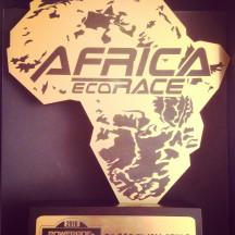 AFRICA ECO RACE. КОМАНДА НА МАРАФОНЕ